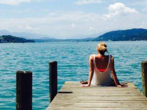 Bestes Wasser zum sommerlichen Abkühlen in unseren Gewässern