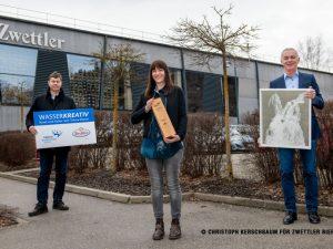 """Die Gewinnerin des Sonderpreises """"WasserKREATIV im Waldviertel"""" steht fest"""