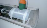 Einlaufsanierung im Rohr. Bild: (c) Strabag