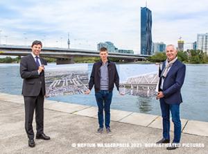 Neptun Wasserpreis 2021: Privatbrauerei Zwettl übergibt Kunstpreis in Wien
