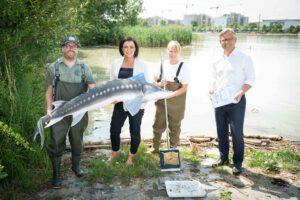 Umfangreichste Untersuchung der Donau abgeschlossen